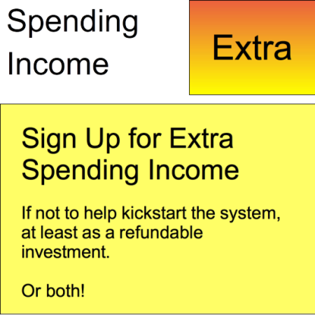 Spending Income Extra